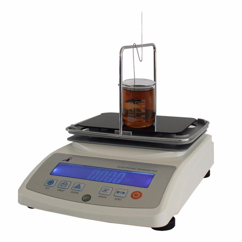 高精度液体密度计
