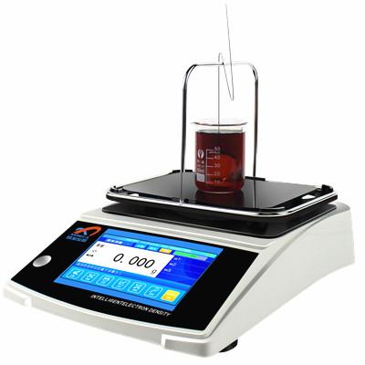XFCNMD-3005L触摸屏数字式液体密度计
